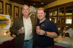Carnival's Eddie Allen and Cigar City's Joe Burns